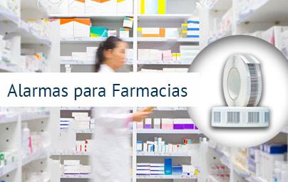 alarmas para farmacias