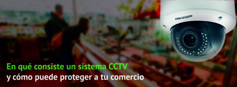 En que consiste un sistema CCTV